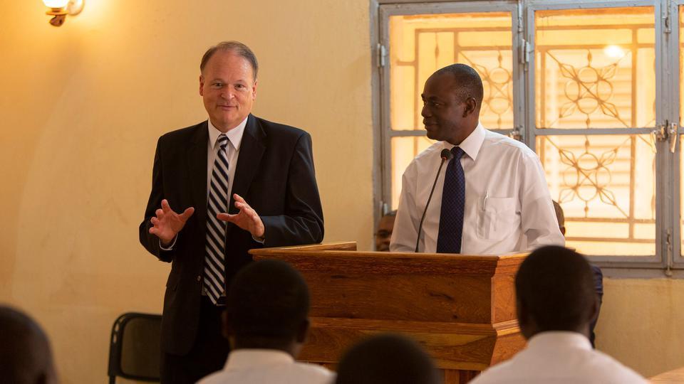 La Iglesia de Jesucristo en Mali