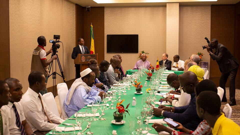 El gobierno de Mali reconoce formalmente a la Iglesia de Jesucristo