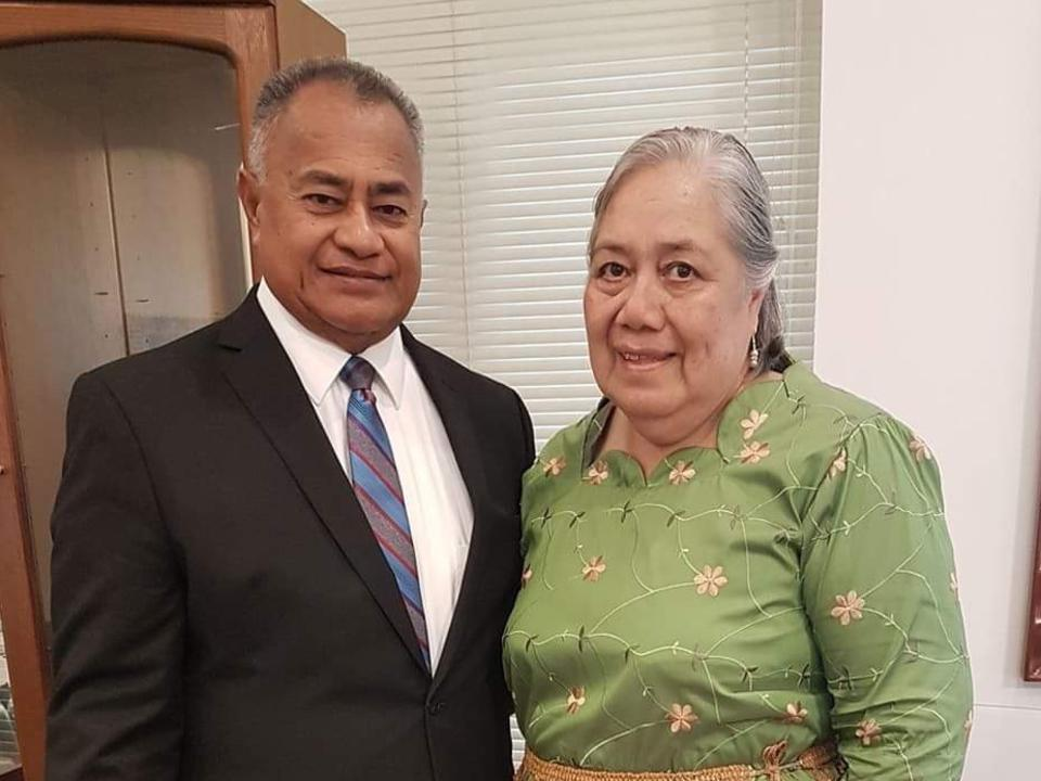 Presidente del Templo de Tonga fallece