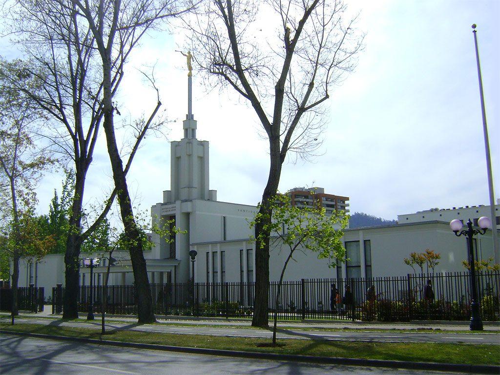 Templo de Santiago de Chile