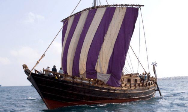 Santo de los Últimos Días se embarca en la épica expedición para recrear el posible viaje relatado en el Libro de Mormón