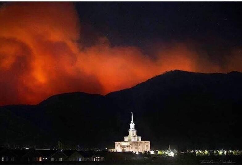 Templo de Bountiful Utah