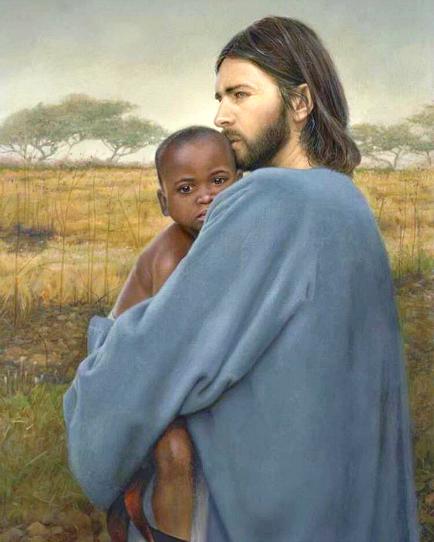 jesus en africa
