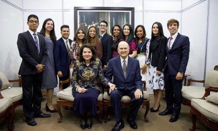 Devocional especial para los Jóvenes Adultos con el presidente Nelson