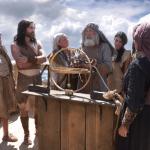 primer episodio del Libro de Mormón