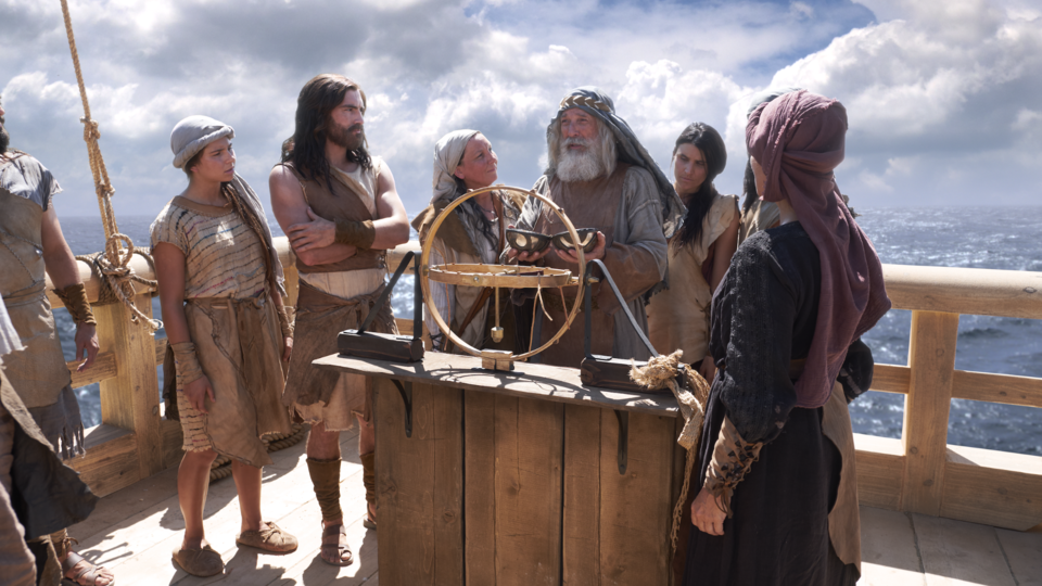 Mira aquí el primer episodio de la serie de vídeos del Libro de Mormón
