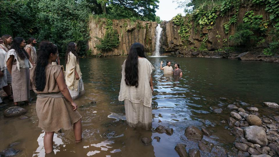 vídeos del Libro de Mormón