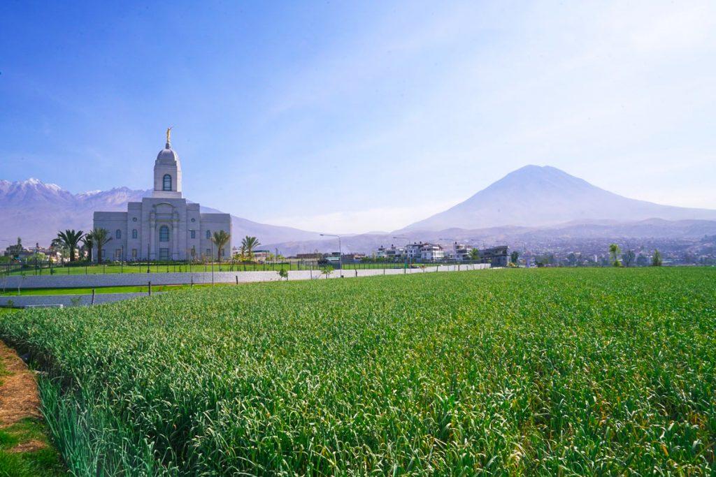 Templo de Arequipa