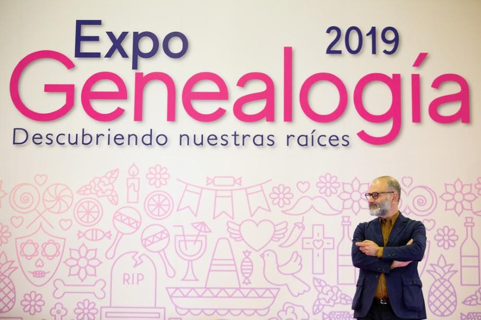 Expogeneología México 2019