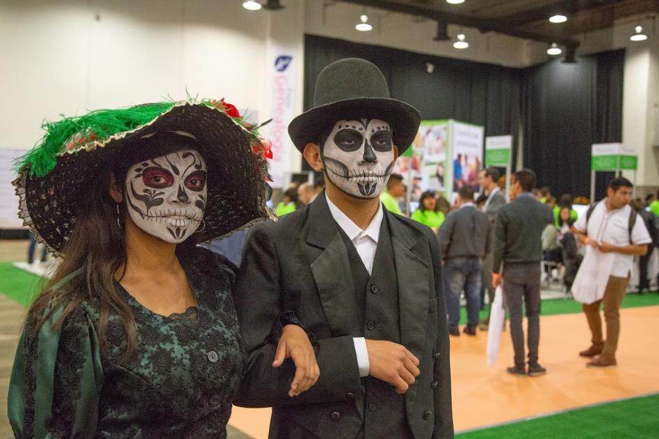 Los mejores momentos de la exitosa Expogeneología en México