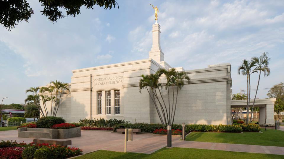 Templo de Paraguay