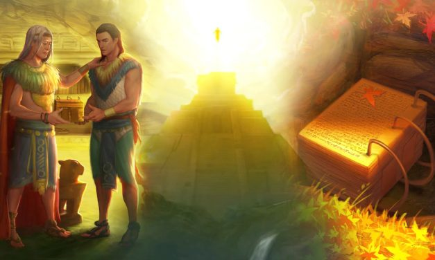 Mira: Hermoso video que cuenta la historia de las planchas del Libro de Mormón