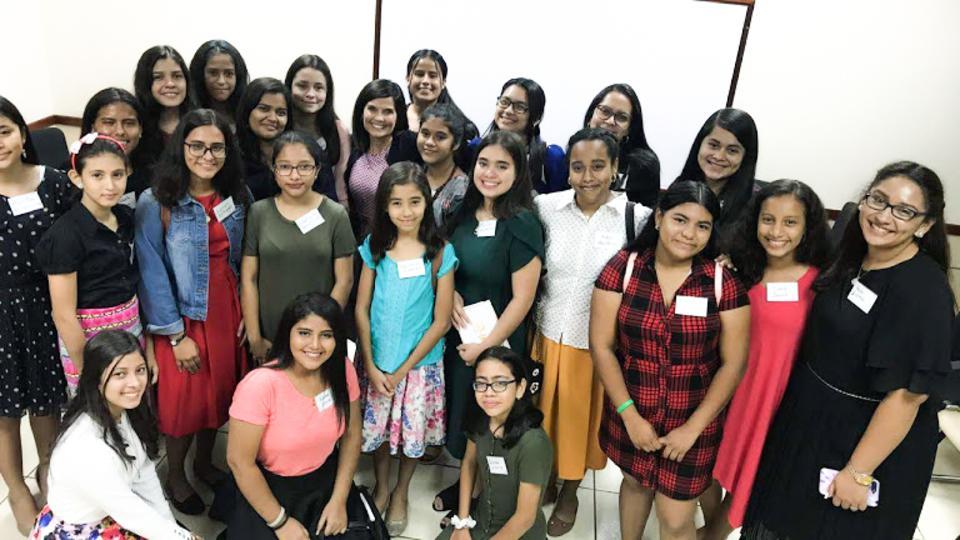 lideres de la Iglesia de Jesucristo en Honduras y Guatemala