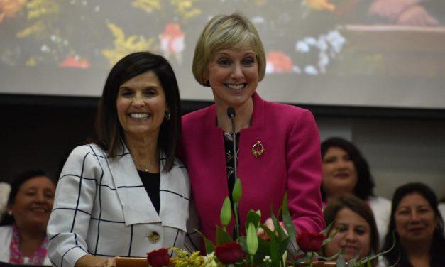 Líderes de la Iglesia de Jesucristo ministran a los Santos en Honduras y Guatemala