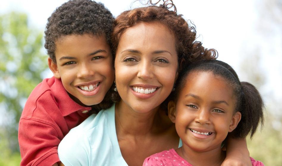 mujeres hijos padres perfectos
