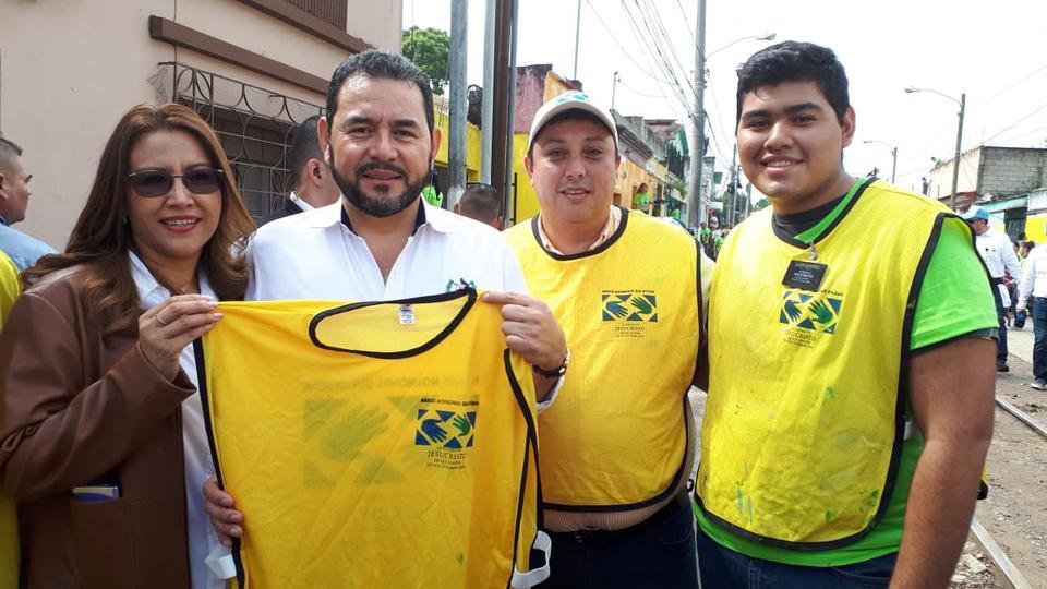 misioneros en Guatemala