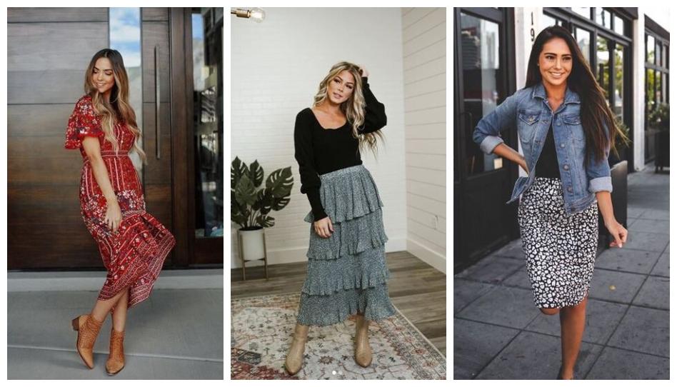 17 outfits de impacto para vestir a la moda y con modestia