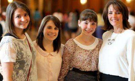 Cómo las mujeres son testigos de los eventos más importantes de la Iglesia