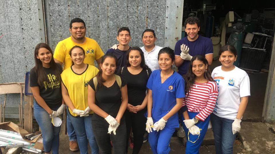 Lo que hicieron estos Santos por los niños en un hospital de El Salvador