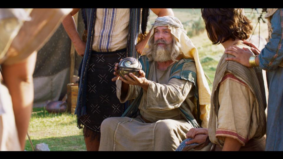 quinto episodio de los vídeos del Libro de Mormón