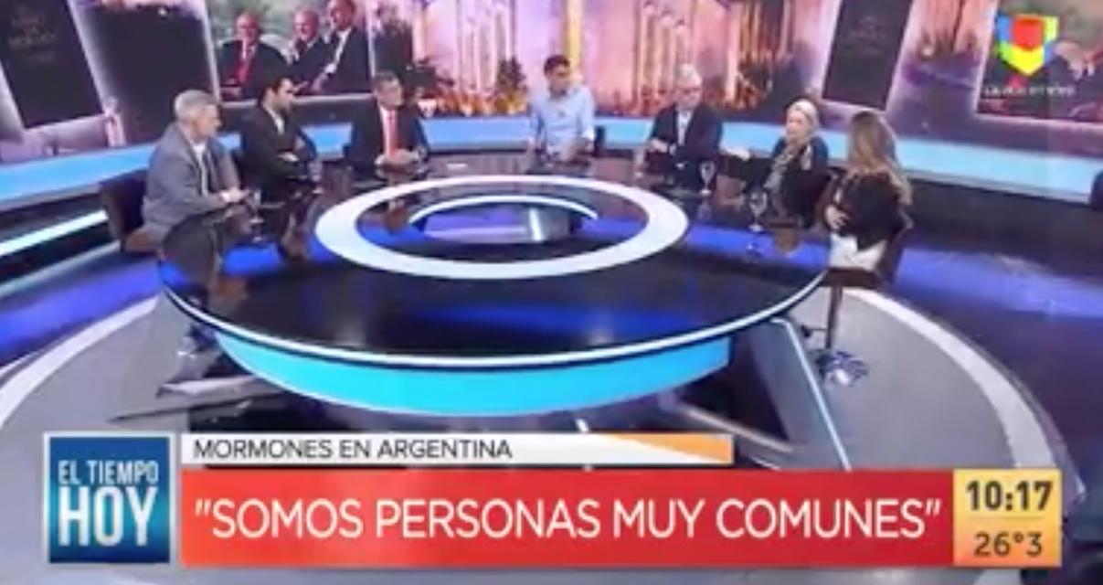 La contundente entrevista en Buenos Días América a la Iglesia de Jesucristo en Argentina