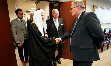 La razón detrás de la reunión de un destacado líder musulmán con Santos de los Últimos Días