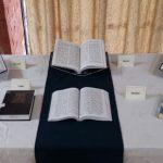 El Libro de Mormón en el Museo de Textos Sagrados