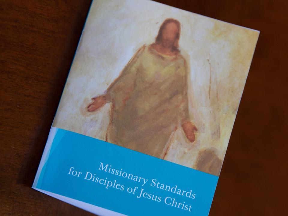 Nuevo manual misional
