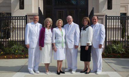 Se rededica el Templo de Baton Rouge, Louisiana