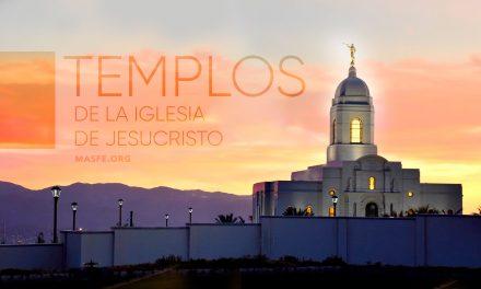 Conoce la nueva página en Facebook de Más Fe sobre los templos de la Iglesia de Jesucristo