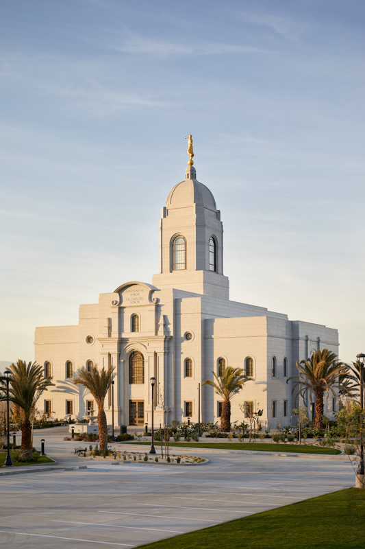 Templo de Arequipa. Créditos: La Iglesia de Jesucristo de los Santos de los Últimos Días.