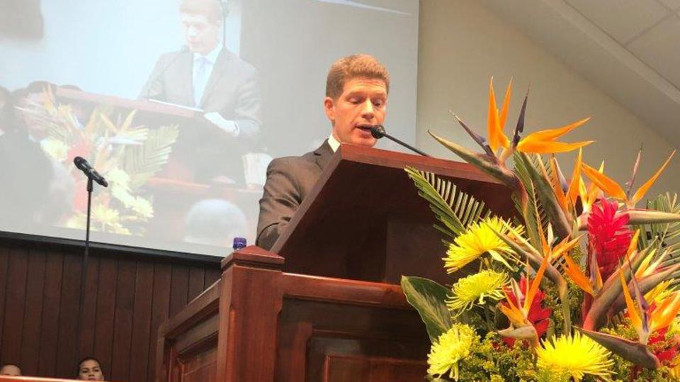 acuerdo de libertad religiosa en Centroamérica