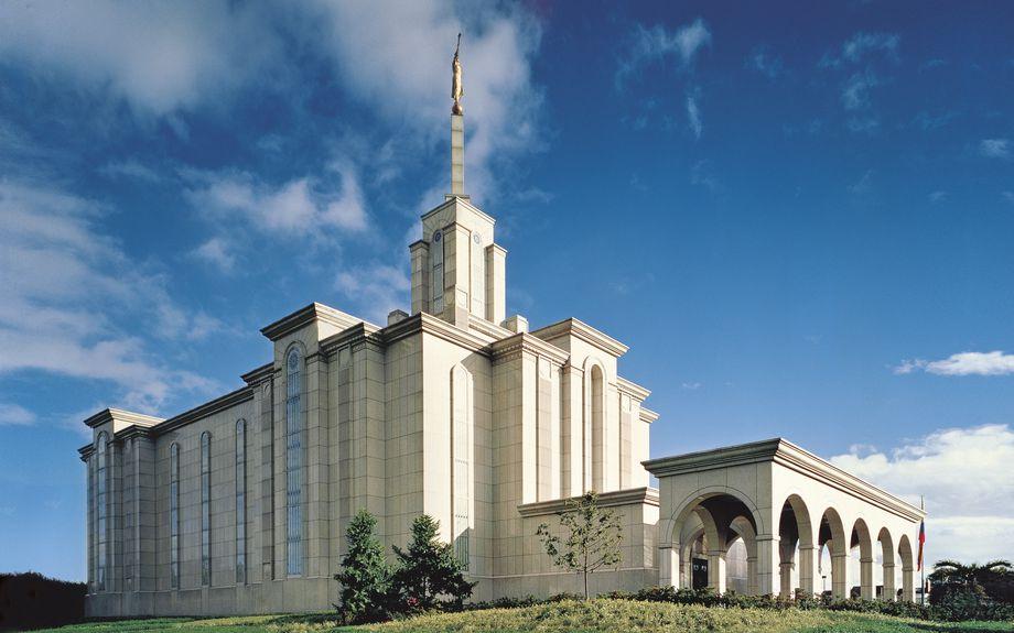 Se reapertura el Templo de Bogotá, Colombia para la Fase 1