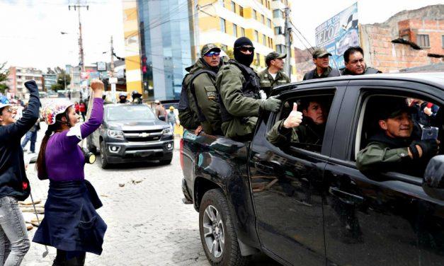 Violencia y protestas masivas afectan a los Santos y misioneros de la Iglesia de Jesucristo