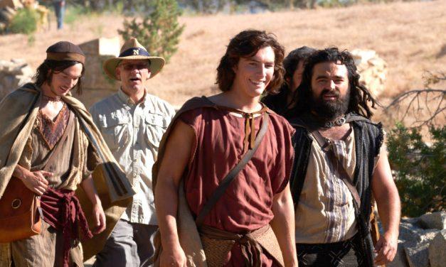 Una mirada detrás de la producción de los videos del Libro de Mormón