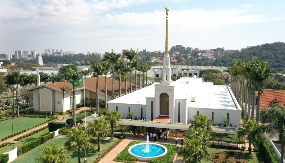 centro de visitantes de Sao Paulo