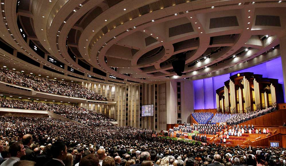 La Primera Presidencia anuncia el cambio de una sesión de la Conferencia General de abril de 2020