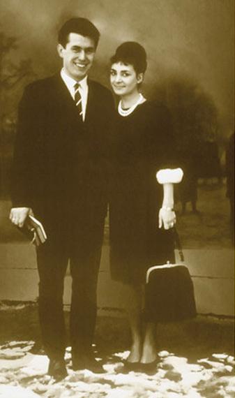 élder Uchtdorf y su esposa