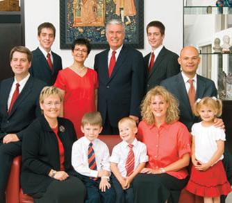 familia del élder uchtdorf