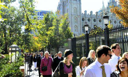 Informe reciente muestra que la Iglesia está creciendo, pero no como antes
