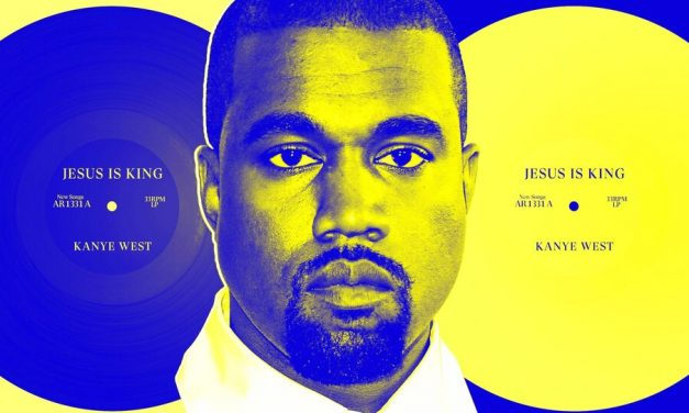 """Jesus is King"": Kanye West lanza álbum de música religiosa"
