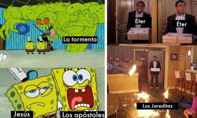 12 divertidos memes de las Escrituras que necesitas en tu vida con urgencia