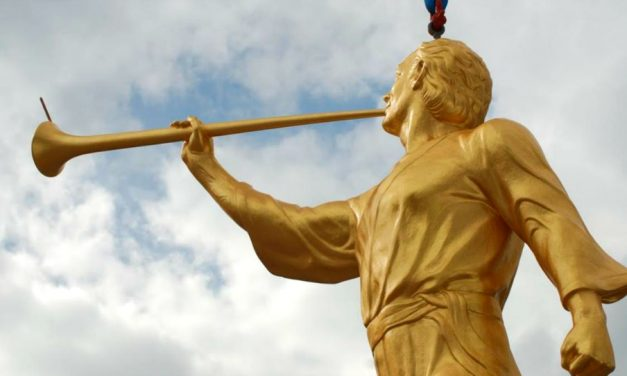 ¿Por qué no se puso al ángel Gabriel en la cima del templo en lugar del ángel Moroni?