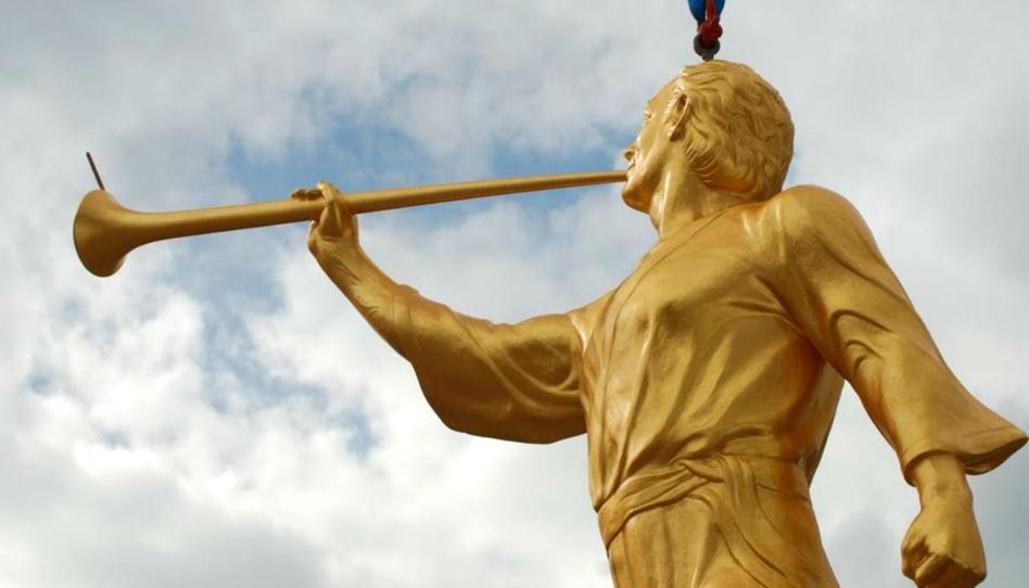 10 datos curiosos que no sabías sobre la estatua del ángel Moroni