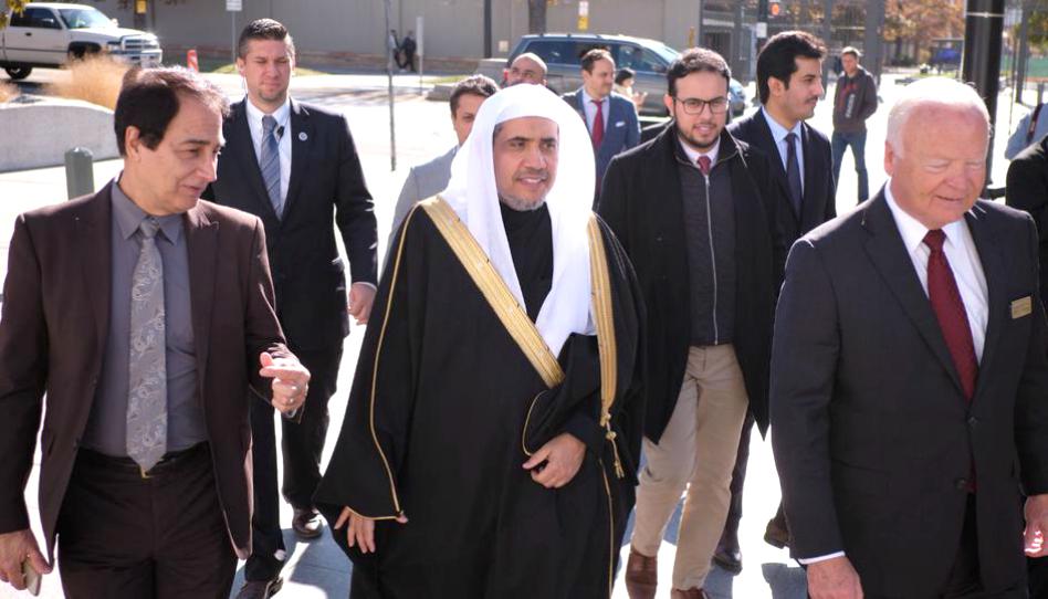 primera presidencia y líder musulmán