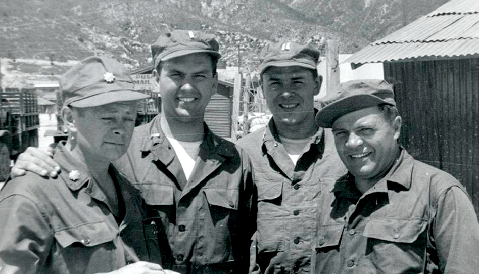 2 Experiencias espirituales que el presidente Nelson tuvo mientras servía en la guerra de Corea