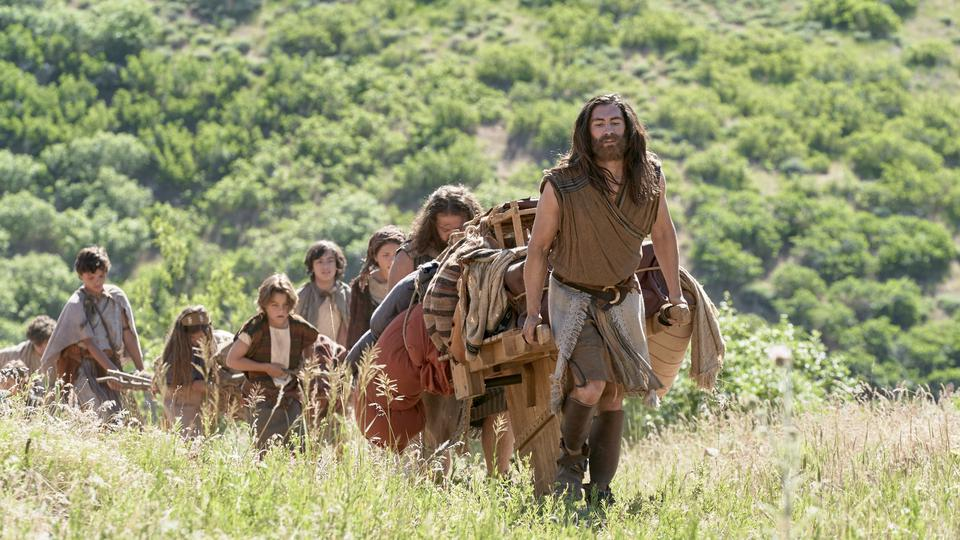 noveno episodio del Libro de Mormón