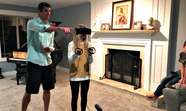 ¿Cómo es estudiar la Biblia por realidad virtual?