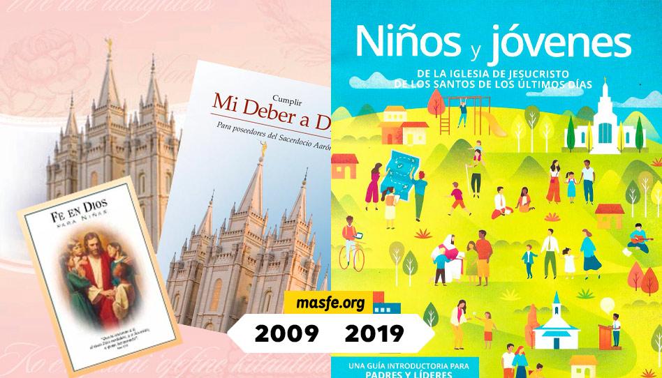 Nuevos programas de los niños y jóvenes de la Iglesia