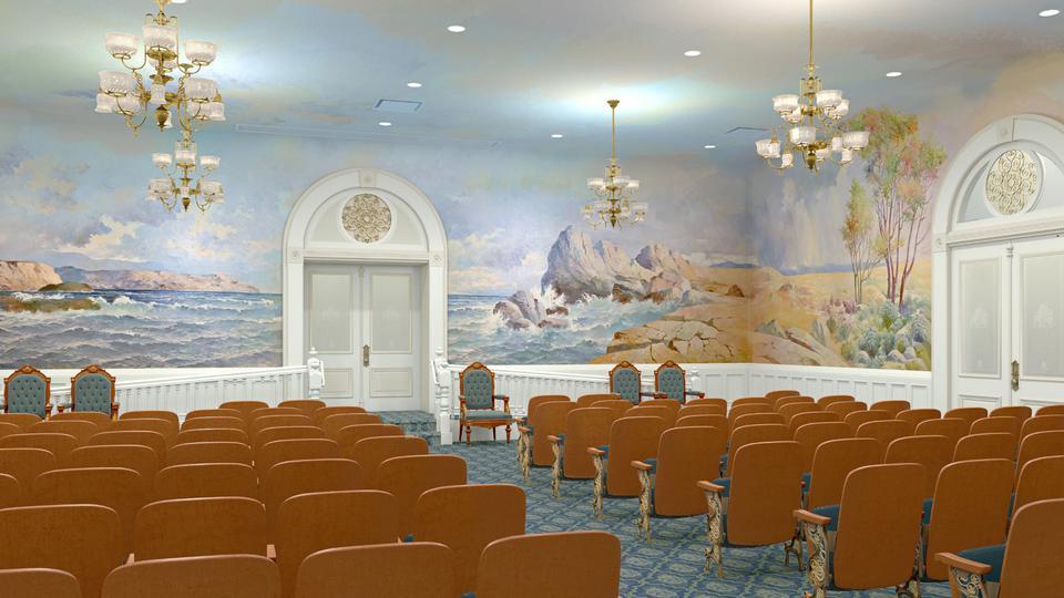 Renovado Templo de Salt Lake